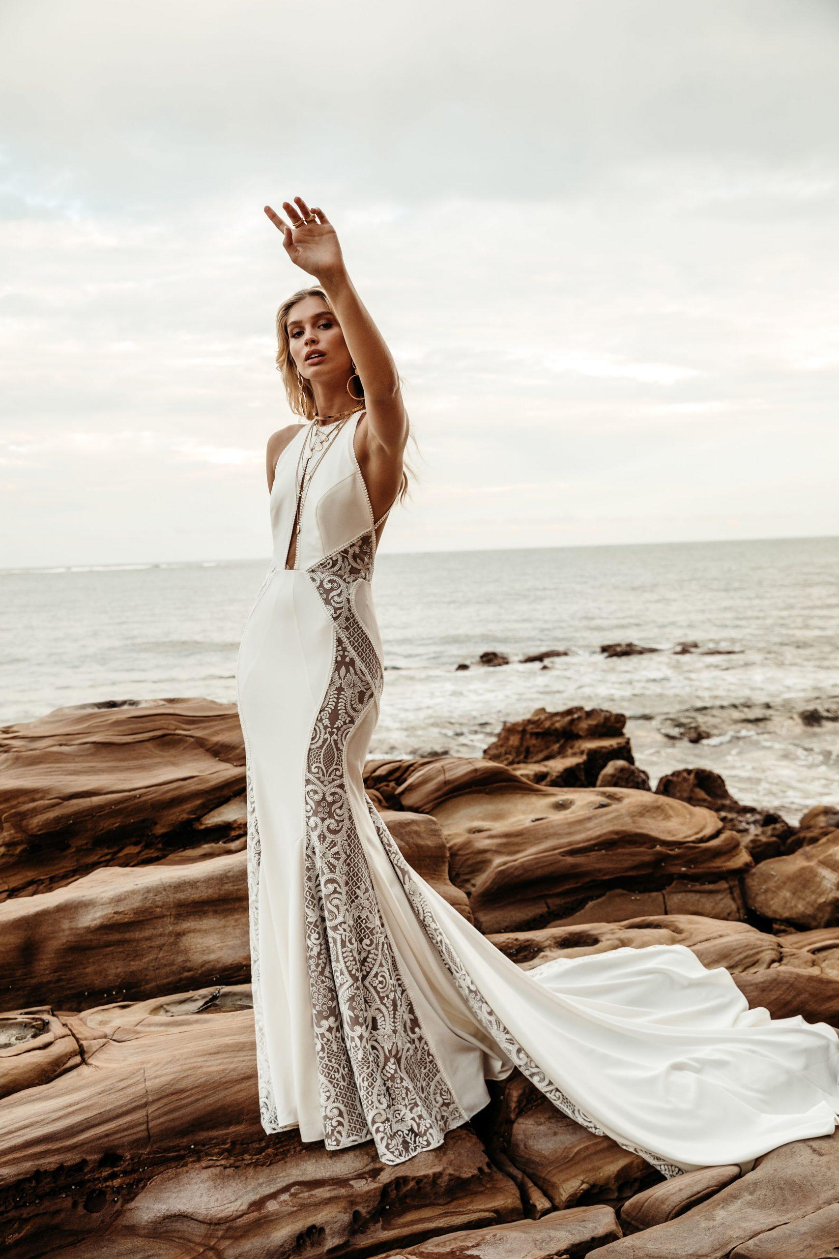 Beckett Gown