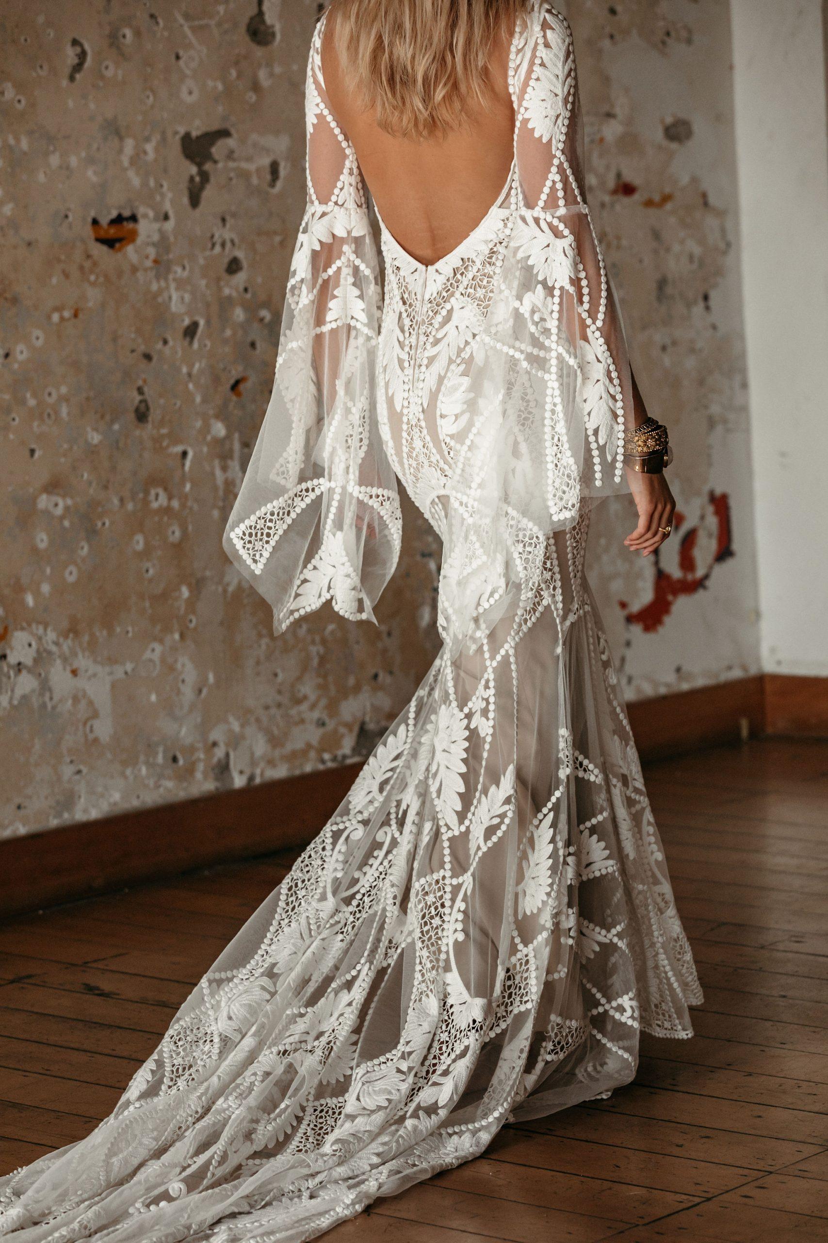 Gaia Clay Gown