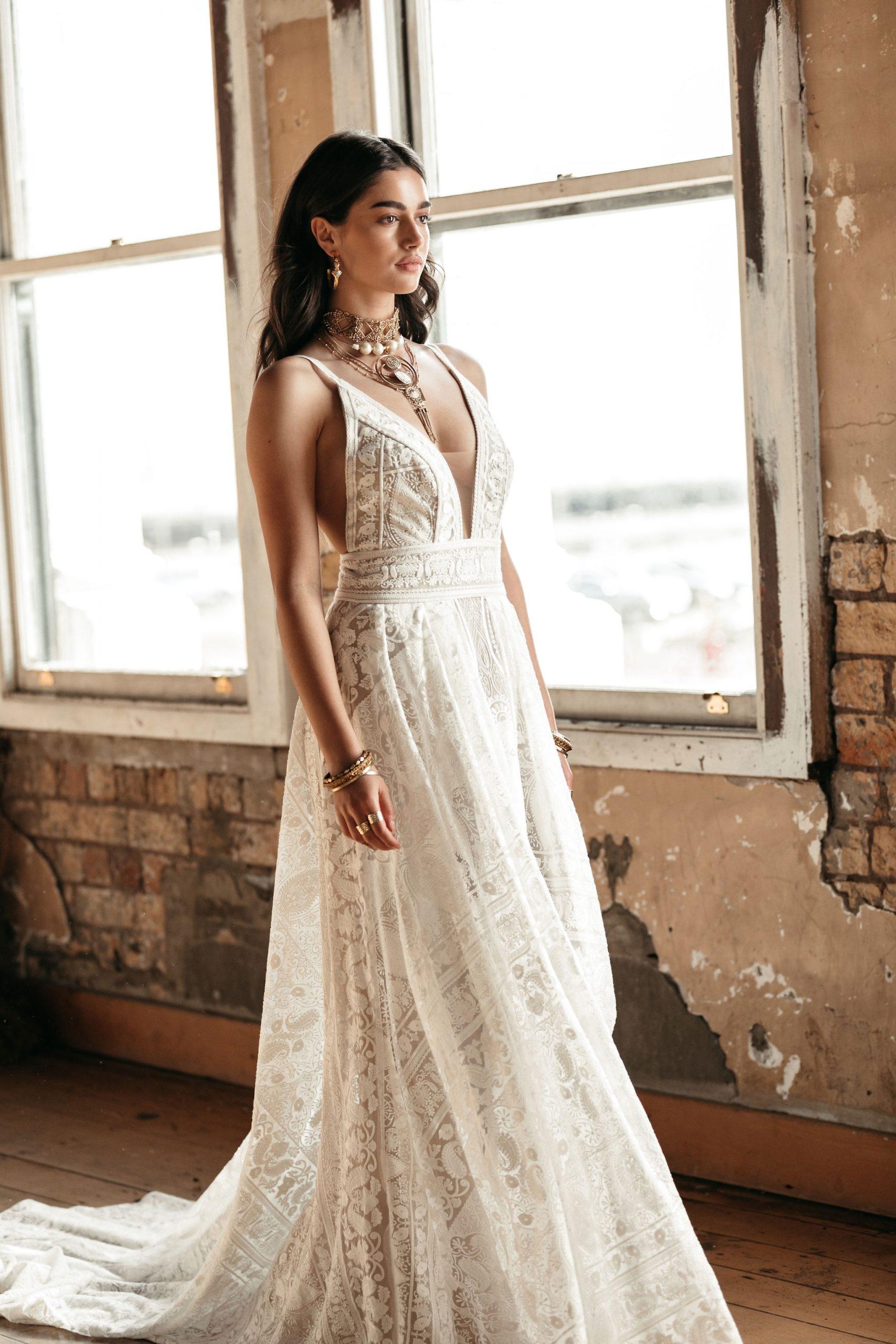 Kyara Gown