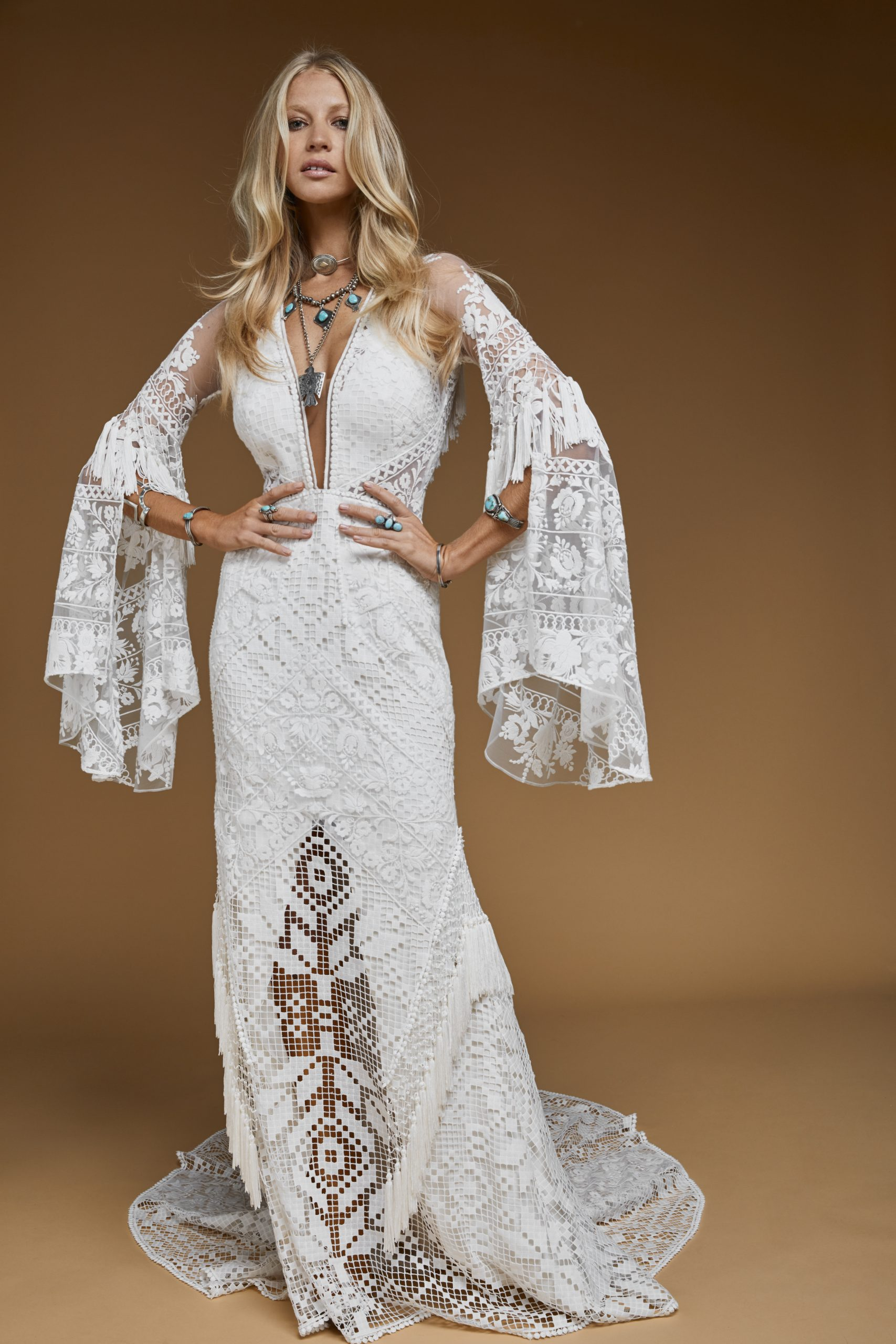 Tulsa Rose Gown